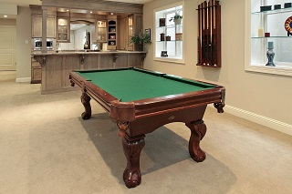 Allentown pool table installations services