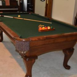 Pool Table AMF Highland Series