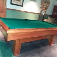 Brunswick Billiards  Pool Table