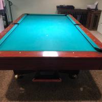 Diamond Pool Table
