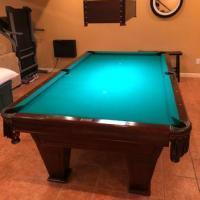 Brunswick Ventura II Pool Table For Sale