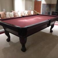 AMF- X Premier Mahoghany Pool Table